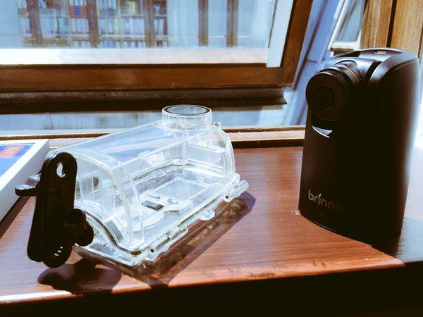 Brinno TLC200 Pro - Time Lapse Camera