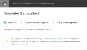 mailchimp-newsletter-subscribers