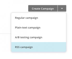 mailchimp-rss-campaign